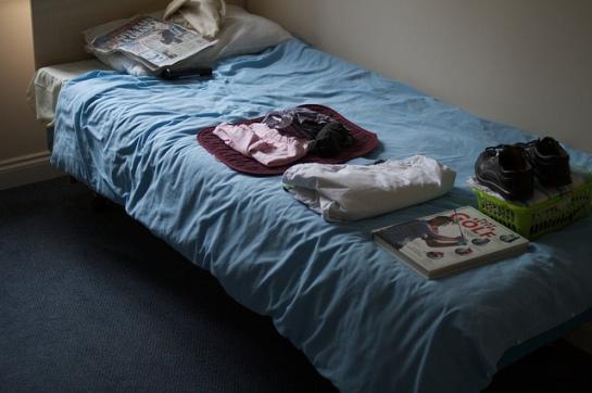 Dad's room
